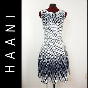 Haani Women Sleeveless Fit & Flare Dress Size PS